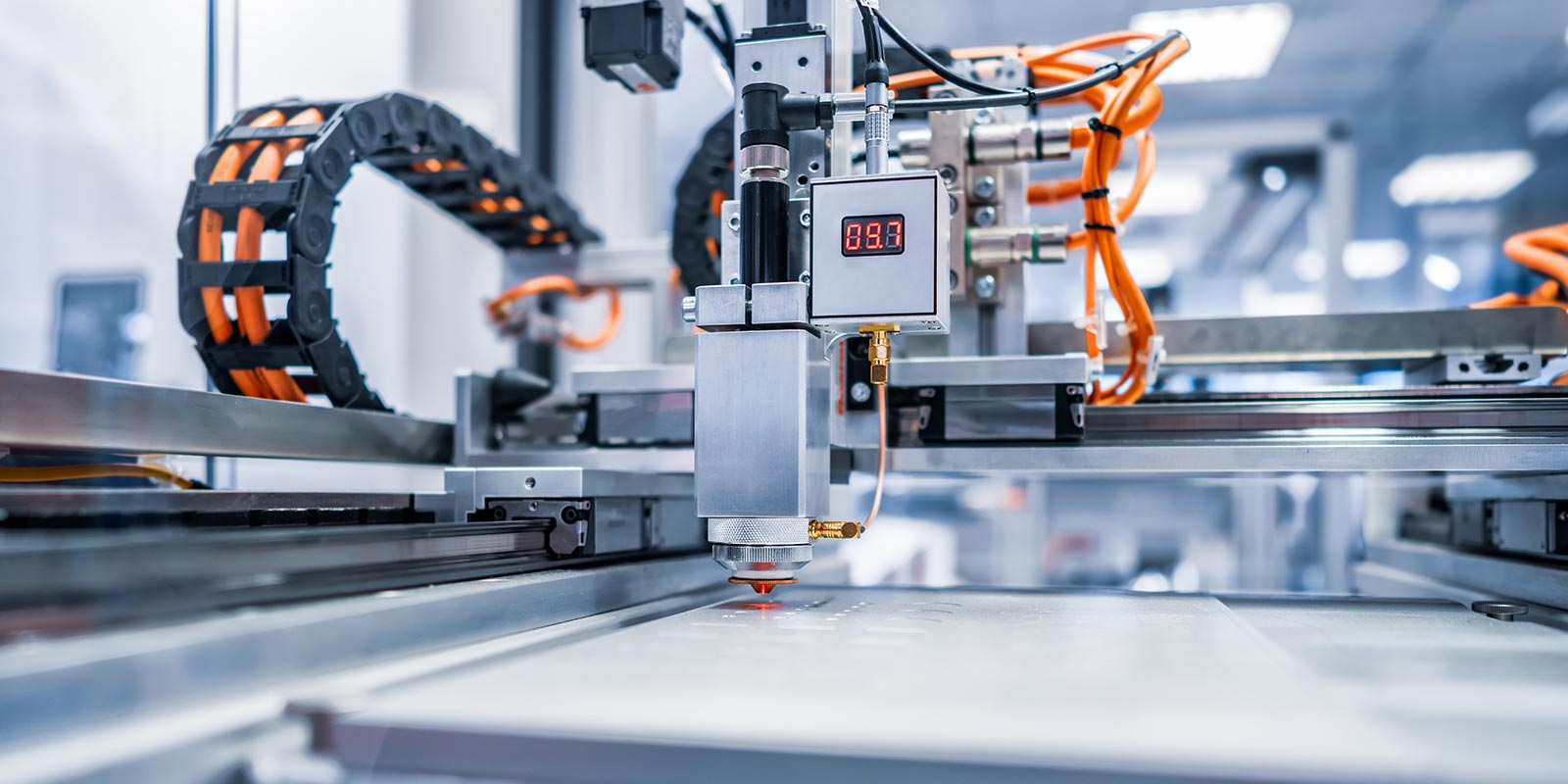Metal cutting technology